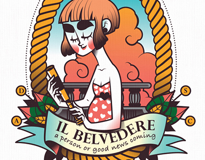 """""""Il Belvedere"""" for Playing Arts contest"""