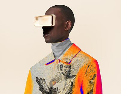 Eye | Collage serie 012