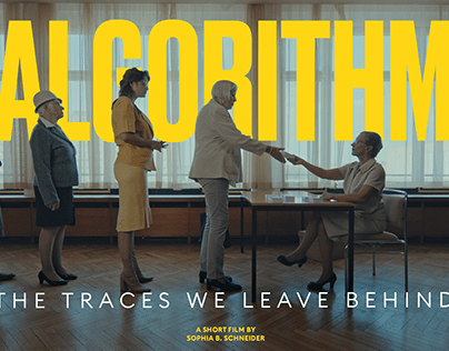 ALGORITHM – The Traces We Leave Behind