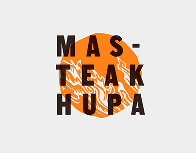 HUPA™. American Barbecue. FoodStyle Branding.