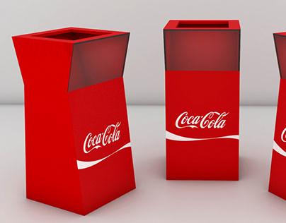 Coke Stock Bins