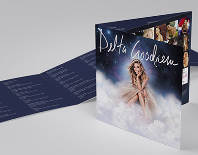 Delta Goodrem: Album Artwork