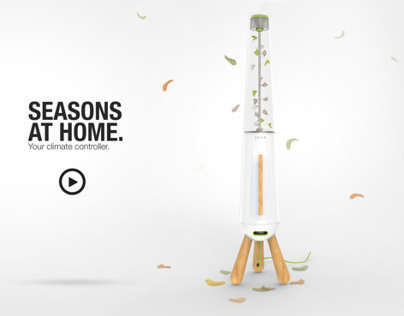 At.om - Rethink The Climate Control at Your Home