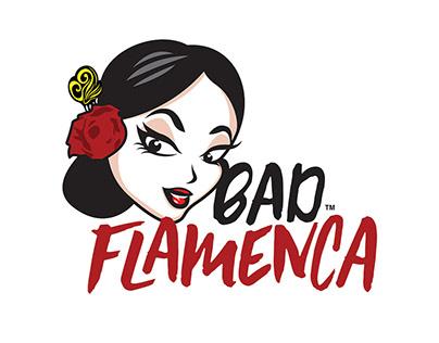 Bad Flamenca Logo