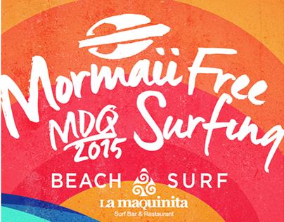 2do Free Surfing - Mormaii - MDQ