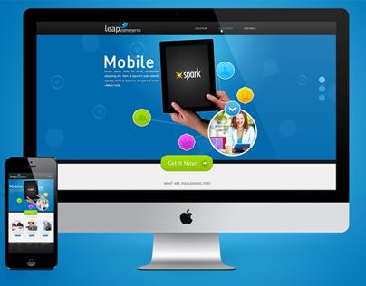 Responsive Design, Web and Web Mobile