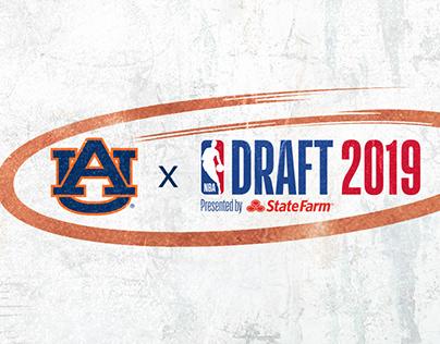 2019 NBA Draft // Auburn MBB