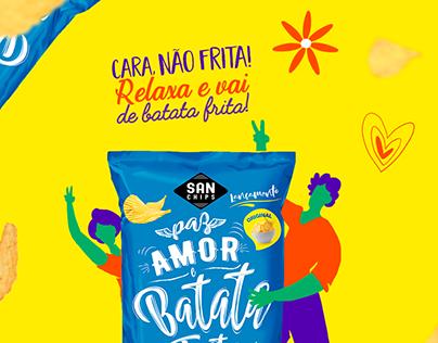 Grid Instagram San Chips