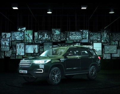 Changan World cup campaign