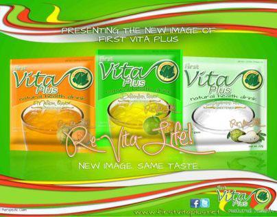 First Vita Plus Thesis Ads