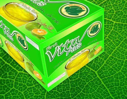A Proposed Package Design of First Vita Plus Natural