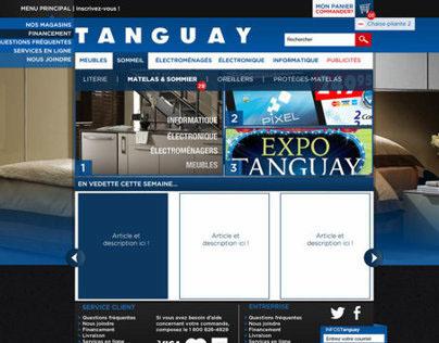 Tanguay webdesign