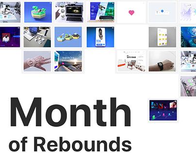31 Days → 31 Designs