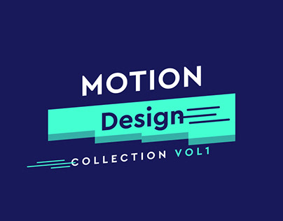 Motion Design Collection - Vol.1