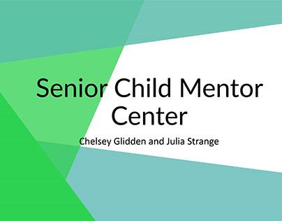 Senior Child Mentor Center_Spring 2016