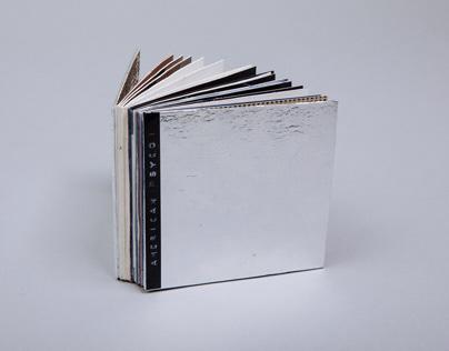 AMERICAN PSYCHO // Handmade Paper-book