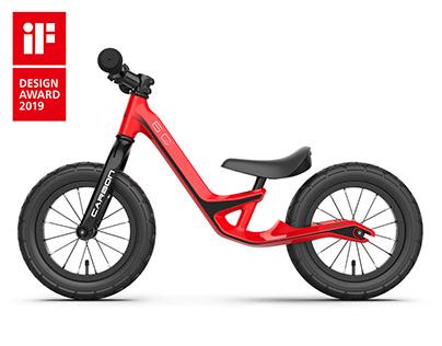 Carbon Fiber Balance Bike 6C