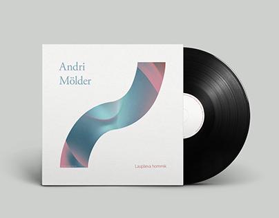 Minimalist Vinyl Cover Design