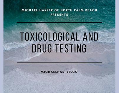 Michael Harper North Palm Beach Toxicological Testing