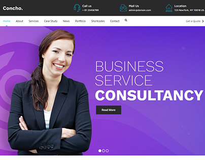 Concho - Business Services