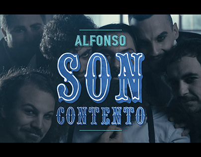 """Alfonso - I'm happy"" music video"