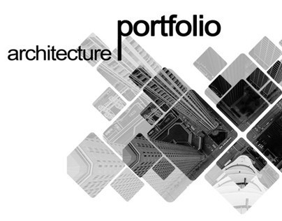 Architecture portfolio of anuvind ms internship on behance for Innenarchitektur portfolio