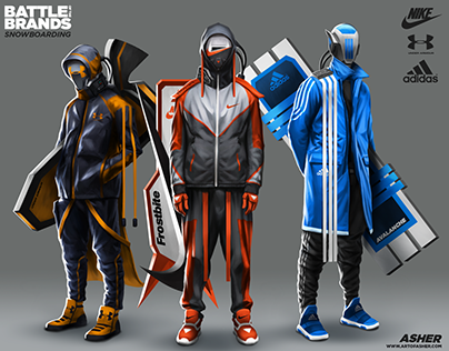 BATTLE OF THE BRANDS: SnowBoarding Category