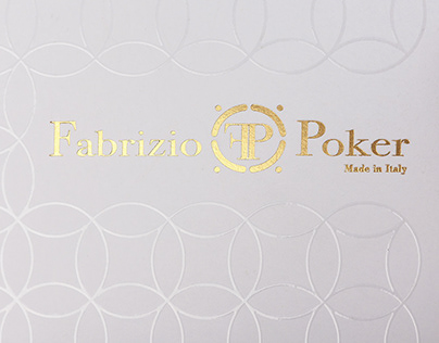 Fabrizio Poker / Catalogue & Packaging