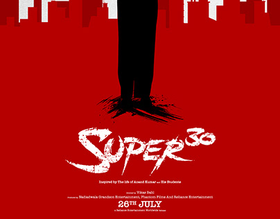 poster for movie Super 30
