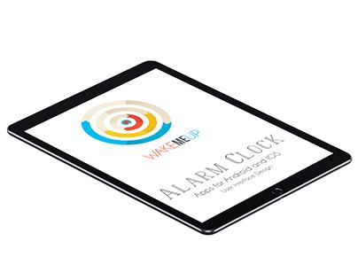 Alarm Clock (UI design for Mobile devices)