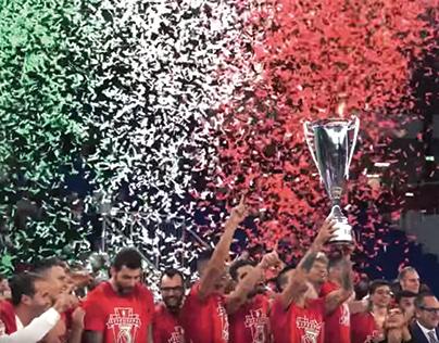 Il film della Finale della Zurich Connect Supercoppa 20