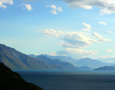 Photographie et Voyage - Nouvelle Zélande