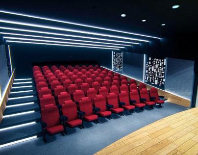 Theater design, El Salam, Egypt