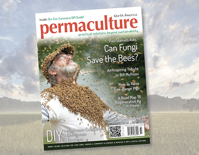 Magazine Cover & Layout: Issue 03, Winter 2016, PMNA