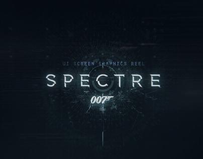 SPECTRE  -  UI Reel