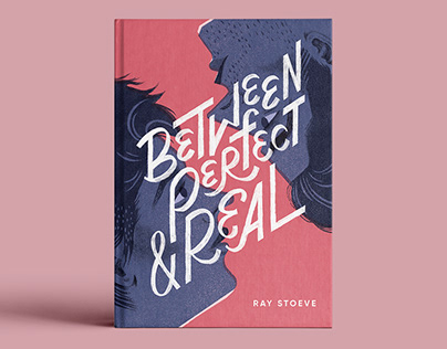 Between Perfect & Real Book Cover