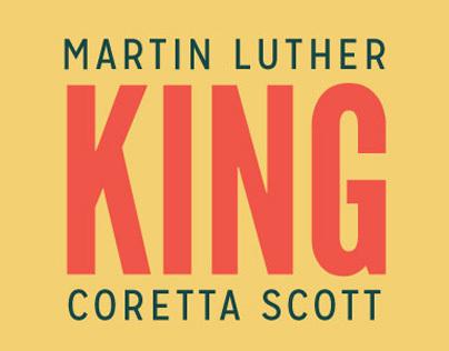 Martin Luther & Coretta Scott King Memorial