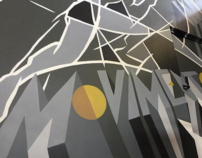 Emozioni in Movimento Wall decoration