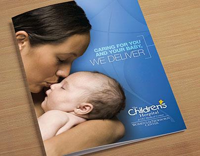 CHILDREN'S HOSPITAL: NEWBORN BOOKLET