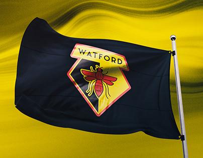 WATFORD new logo propose