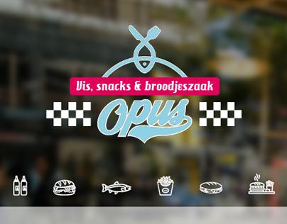 Opus branding