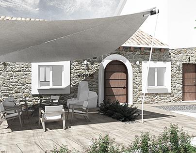 Architecture   B&B Masseria - San Castrese