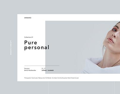 Pure_personal Fashion & Graphic Design