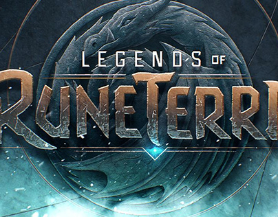 Legends of Runeterra Logo Ideation