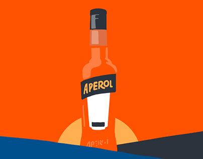 APEROL SPRITZ - Social Campaign