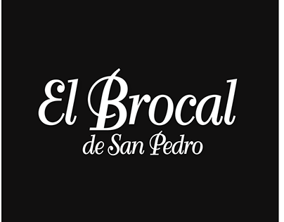 El Brocal- Rebranding+ Diseño Web