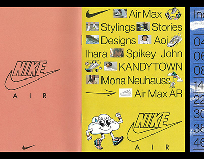 Nike - Create with Air Max