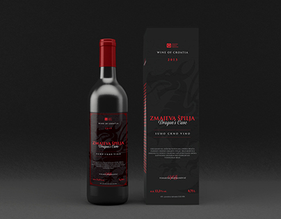 Dragon's Cave - Red Wine