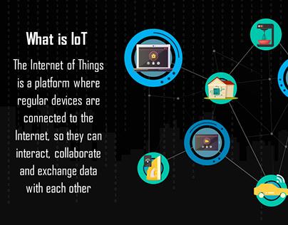 Internet of Things (IoT) - Slide Marvels Top PowerPoin