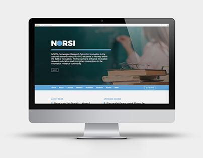Norsi - Norwegian Research School in Innovatio